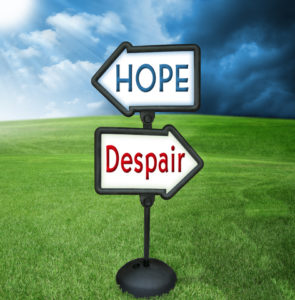 hope sign dreamstime