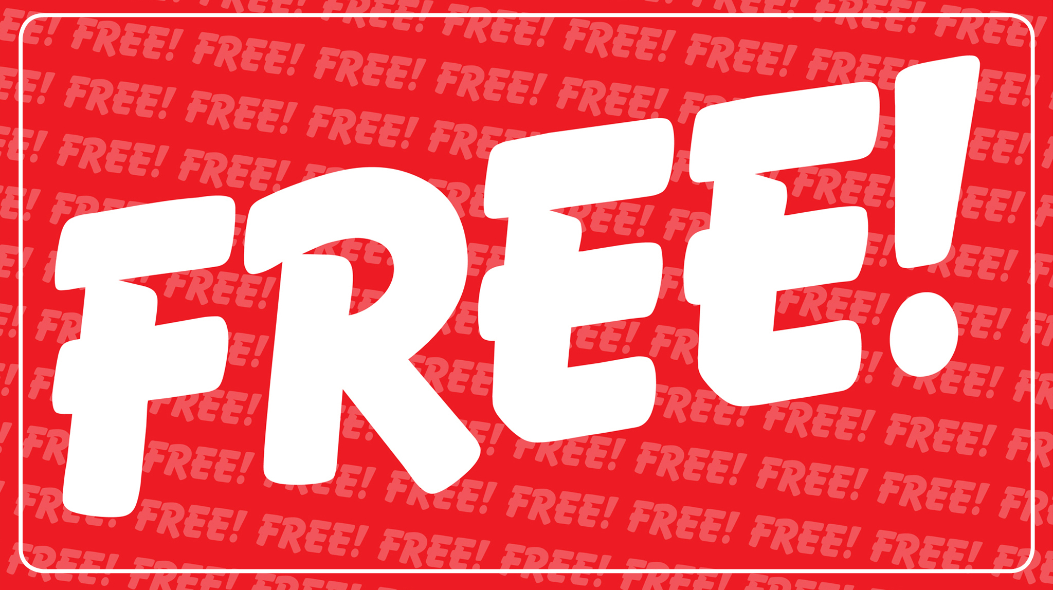 BLOG Free Things On The Internet We All Should Be Taking - Free things internet take advantage