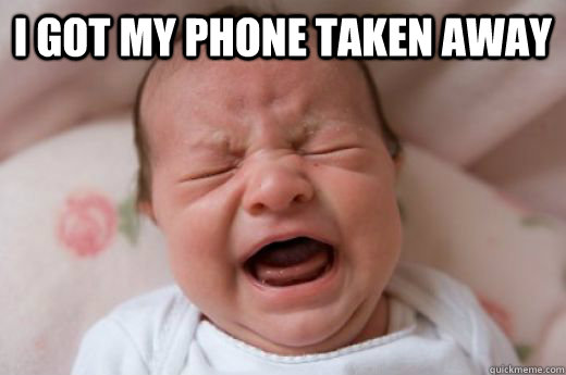 Funny Black Guy On Phone Meme : Listen now: jeff's phone has been confiscated 90.9 kcbi fm