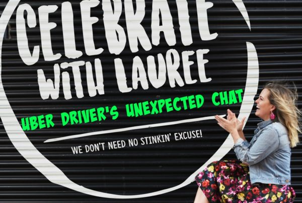 Celebrate with Lauree | Uber Driver's Unexpected Chat
